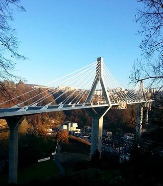 Pont de la Poya Fribourg
