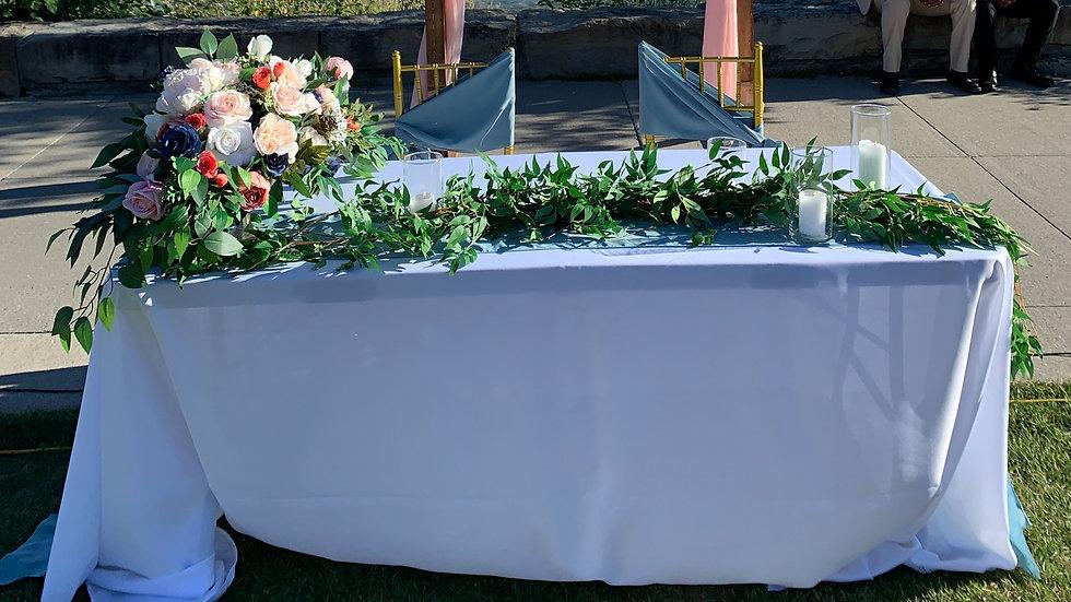 6' Full Length Tablecloth