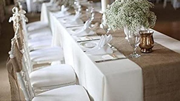 8' Full length Tablecloth