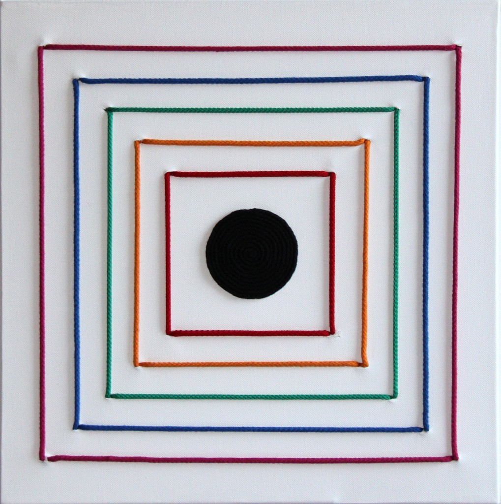 Mandala 2011 (40cmx40cm)