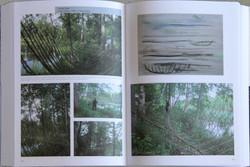 Land Art -kirja oma sivu 2011