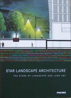 Land Art -kirja etukansi 2011