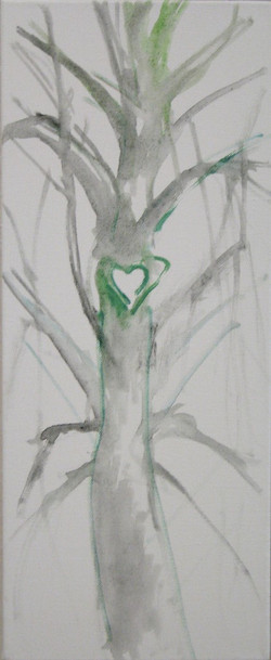 Puu 2007 (50cmx20cm)
