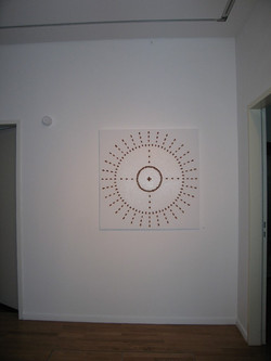 Aurinko 2009 (1mx1m)