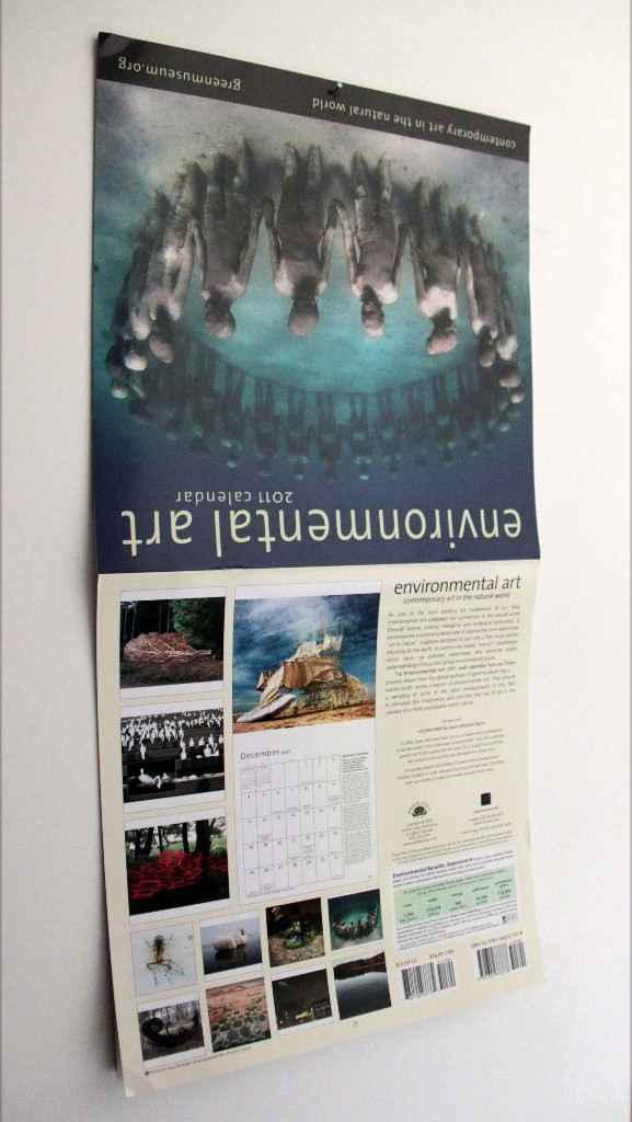 Environmental Art -kalenteri 2011