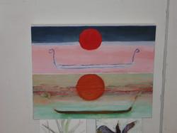 Akryylimaalaus 2006 (20cmx50cm)