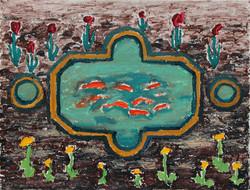 Kalalampi 2012 (30cmx40cm)