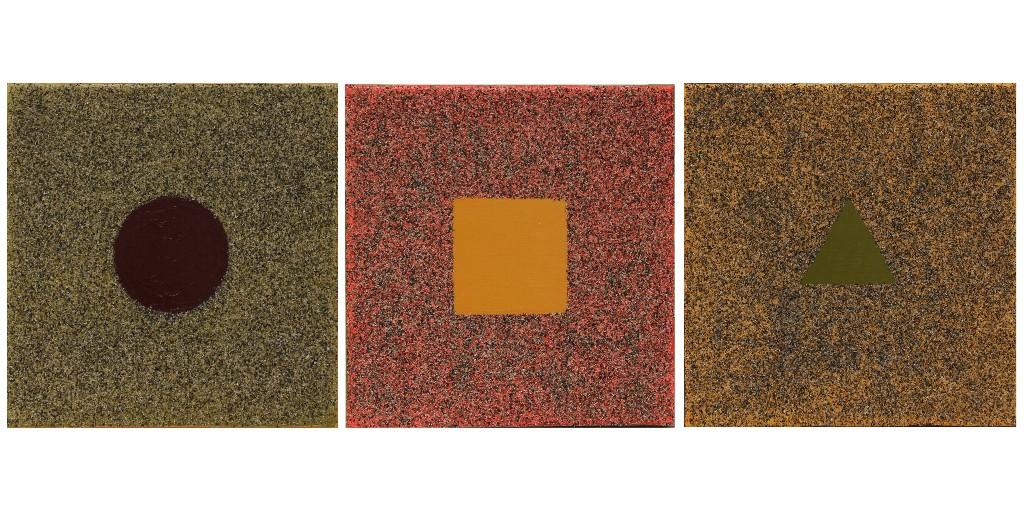 Perusmuodot 2012 (3x20cmx20cm)