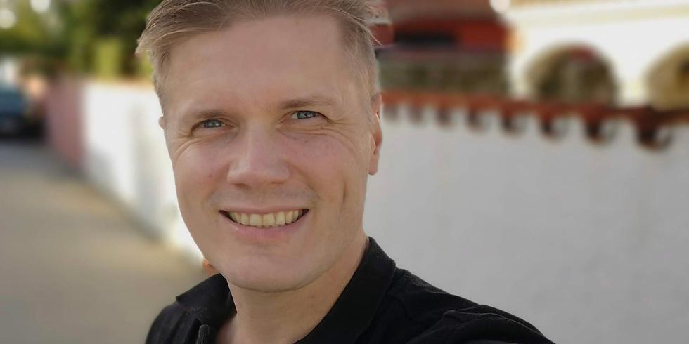 """22.12.2020 Mikko Sävilahti: """"Tehdäänkö softaprojekti vai digitaalista liiketoimintaa?"""""""