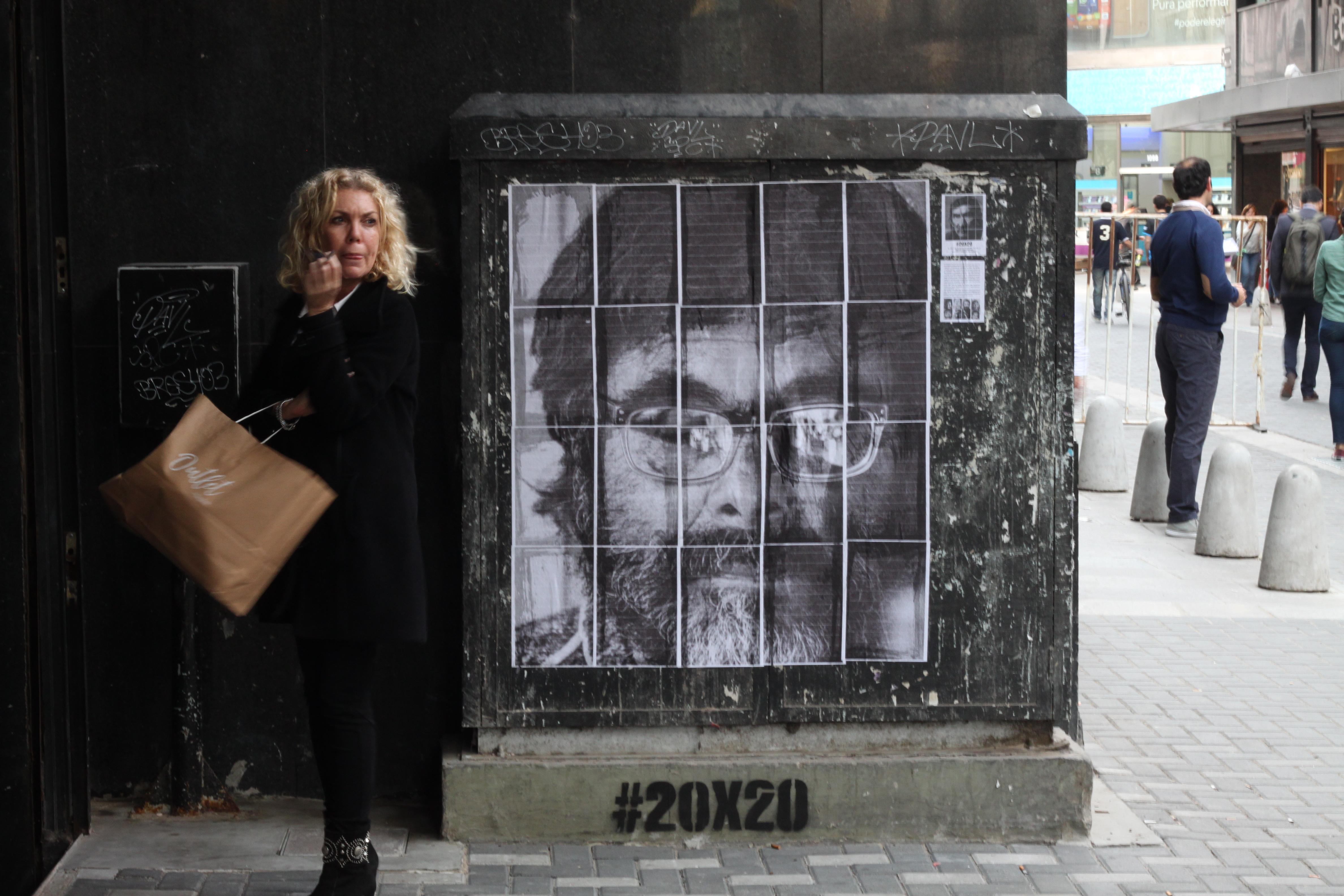 #20x20 y la gente