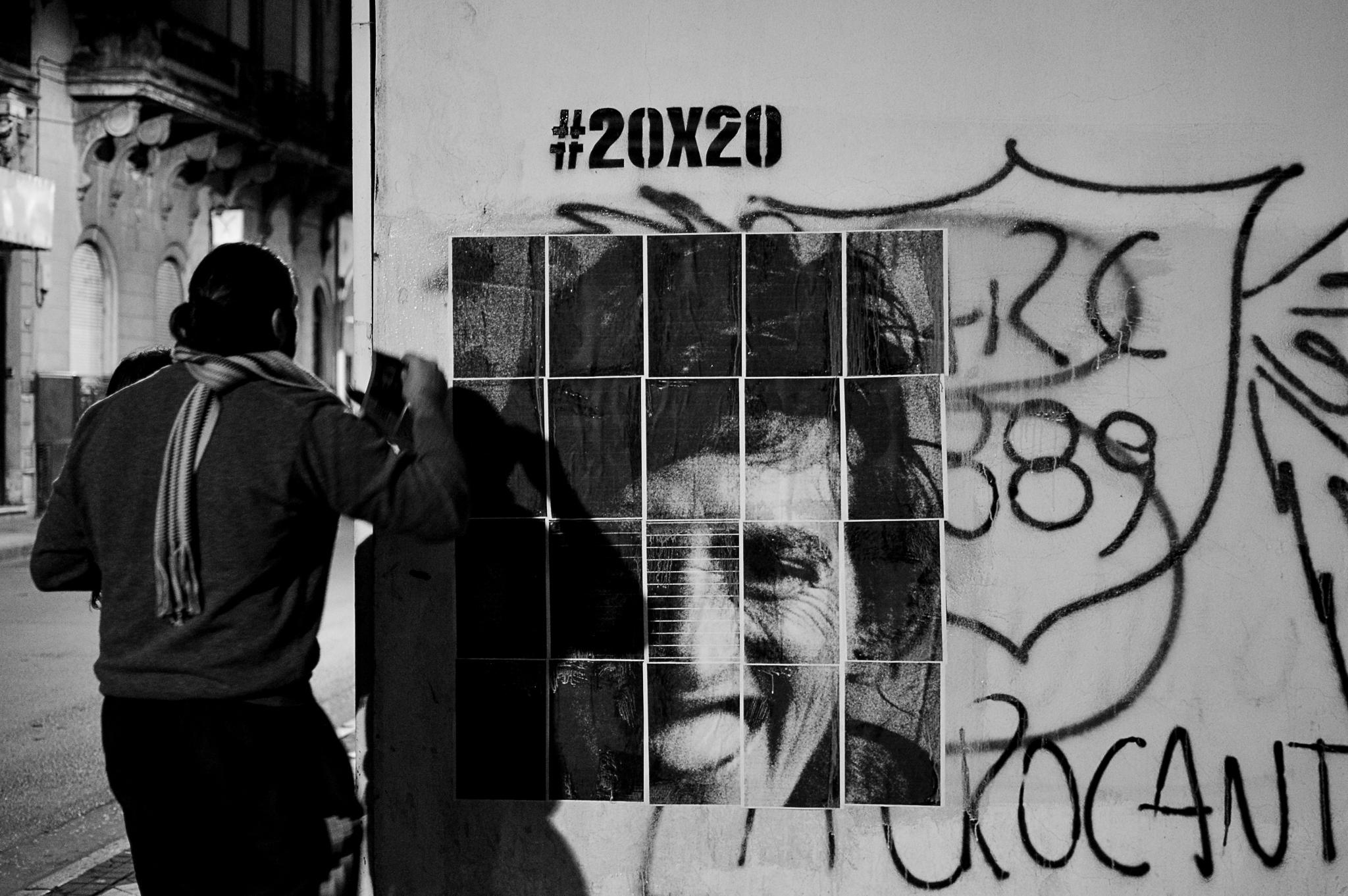 Intervención Urbana 2017