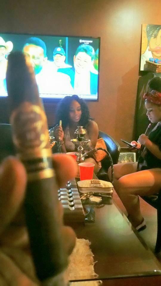 Smokes & Drinks 7