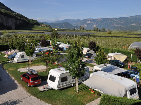 Südtirol | Bozen | Camping Obstgarten