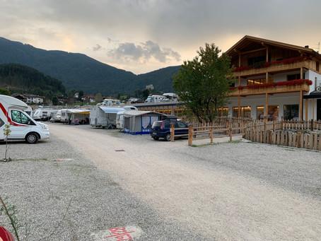 Südtirol | Bruneck | St. Lorenzen | Camping Ansitz Wildberg