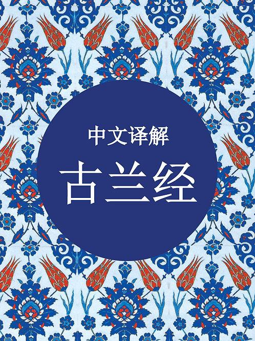 中文 古兰经