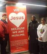 Brooklyn Subway Dawah