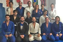 bjj class sept 5, 2017