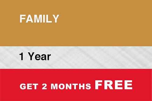 1 Family 1 Year