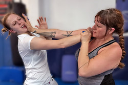 women's self-defensepsd