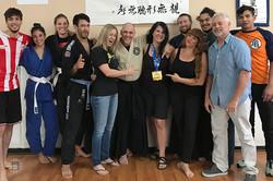 Yvonne gold world 2017