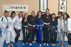womens bjj class