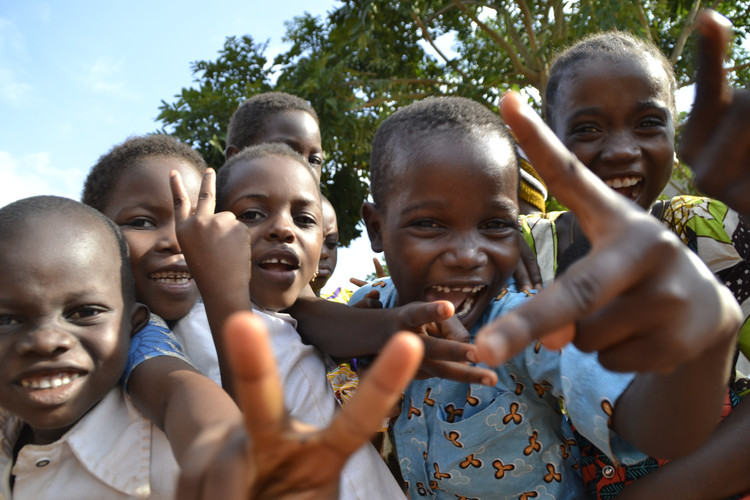 Les enfants de Banigbé