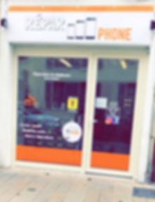 Boutique Répar'Phone - 89 rue Berbisey 21000 Dijon