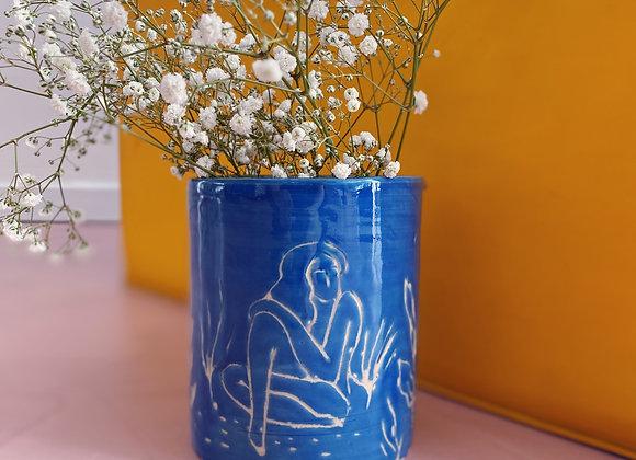 Blue - POTS x Atelier Almanaque