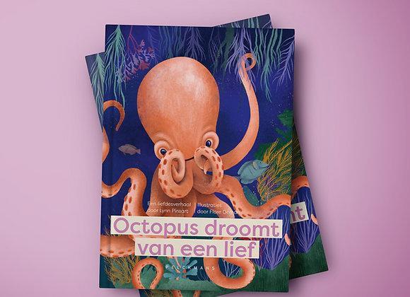 Octopus droomt van een lief