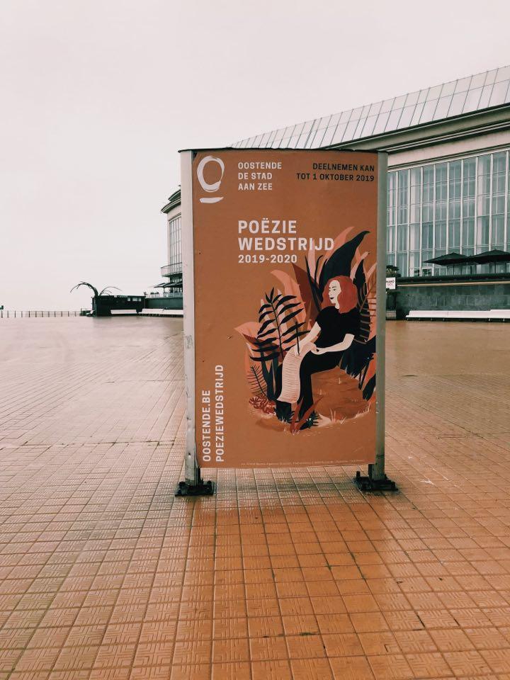 Poëziewedstrijd Stad Oostende