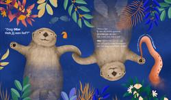 Octopus droomt van een lief (2021, Pelckmans)