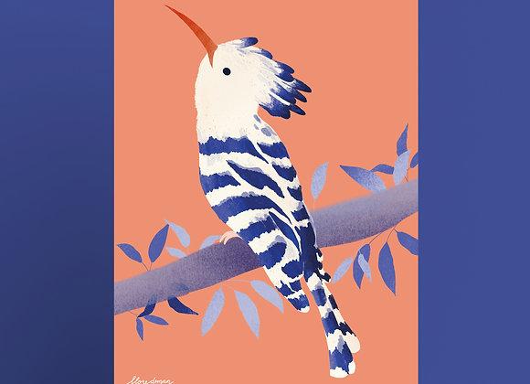 Print: vogel