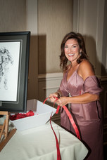 Angie Skinner at Hope For The Warriors' Got Heart Give Hope Gala