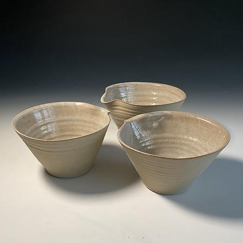 Off White bowl