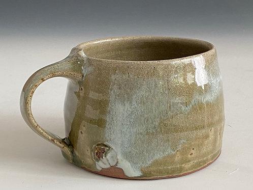 Green ash mug