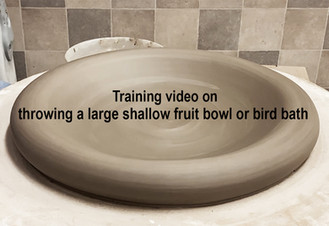 New ceramic training  video available now