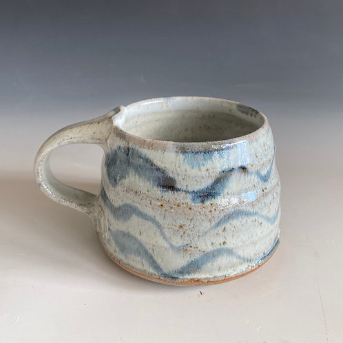 coffee mug wavy