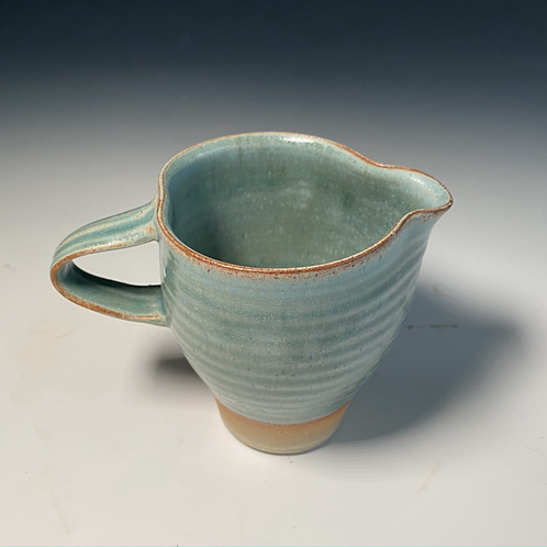Small Turquoise Jug