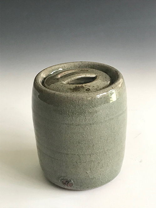 Lidded Container with choice of lids