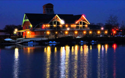 cooper river boathouse
