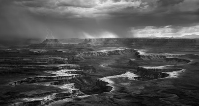 Creating Bold Black and White Landscape Photographs: Part I