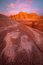 Sunrise-9-2020,-Big-Foot-Pass,-Badlands-