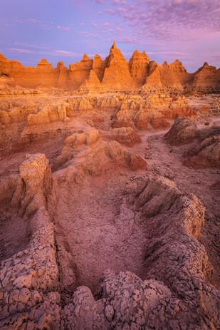 Sunrise-2,-Door-Trail,-Badlands-National