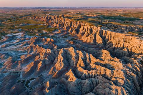 Eroded-badlands-34,-Buffalo-Gap-National