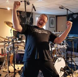 Studio drums JT finished