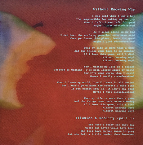 Without knowing why - IllusionReality-p1