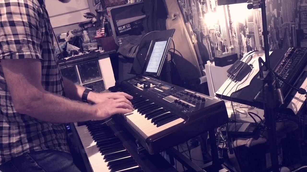Tiny teaser #2 from Hammond day 🎹 #magicpie #progrock