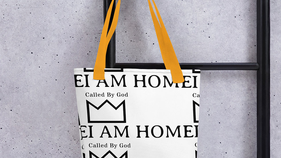 I AM Home, Called By God Bag