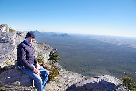 Bluff Knoll summit, Stirling Range NP, J