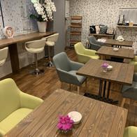ゲストハウスじんくカフェスペース